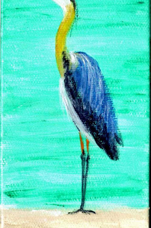 Blue Heron 1