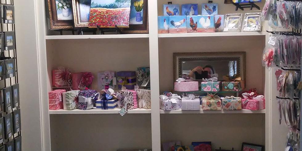Pop Up Art Shop-Douglasville Cultural Arts Council
