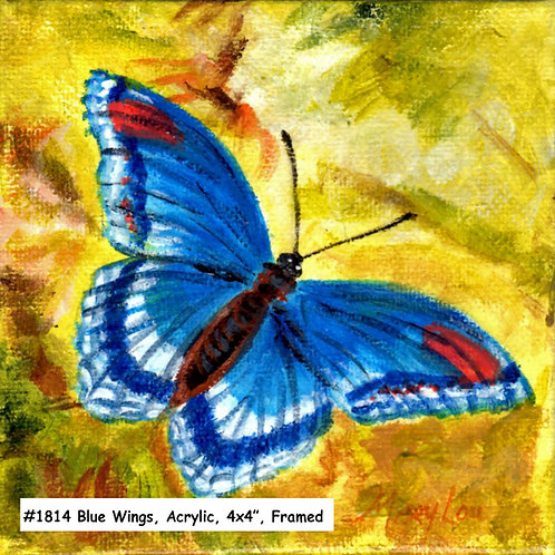 Blue Wings 3