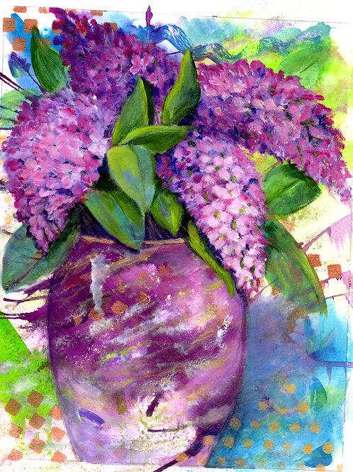 copy of Spring Lilacs