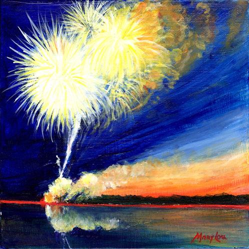 Celebration on the Lake