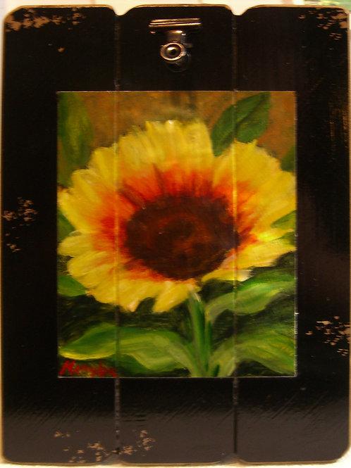 Sunflower On Easel #3