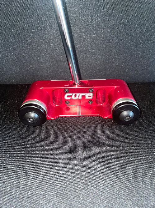 CURE RX4 PUTTER, 38 INCHES EXTRA LARGE GRIP FOR STABILITY