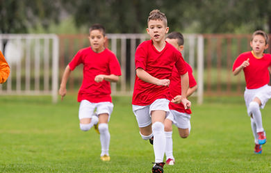 We know how to treat children and adolescent injuries