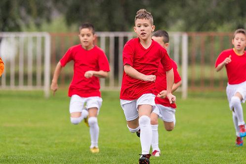 Cruz Football Academy Mon 5:30-7pm Ages 8-12yrs