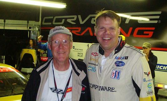Me and Jim Campbell at RA w.jpg