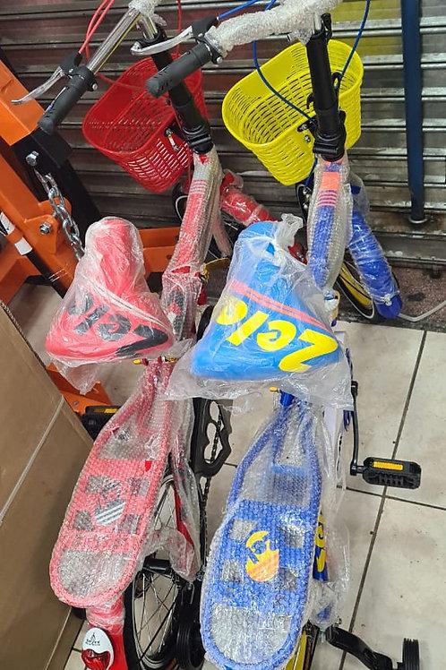 Bicicletas Aro 16 para niños Plegables
