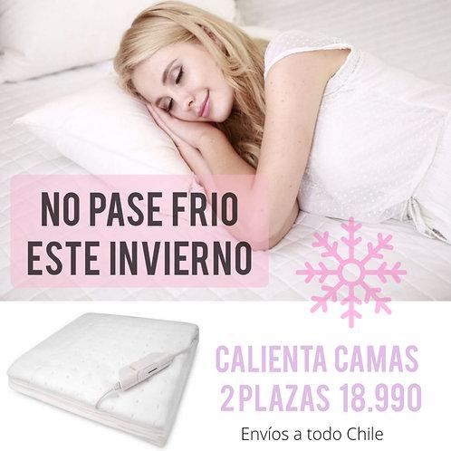Calientacama 2 plazas El Mejor Precio De Chile