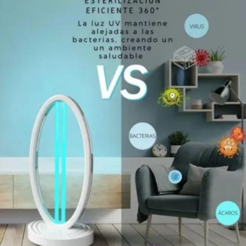 Lampara mata 99% germenes bacterias
