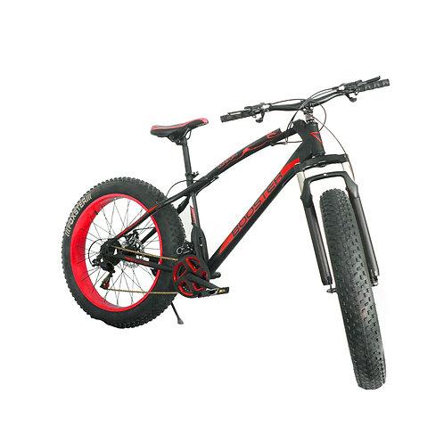 Bicicletas Fat Bike con neumáticos grandes