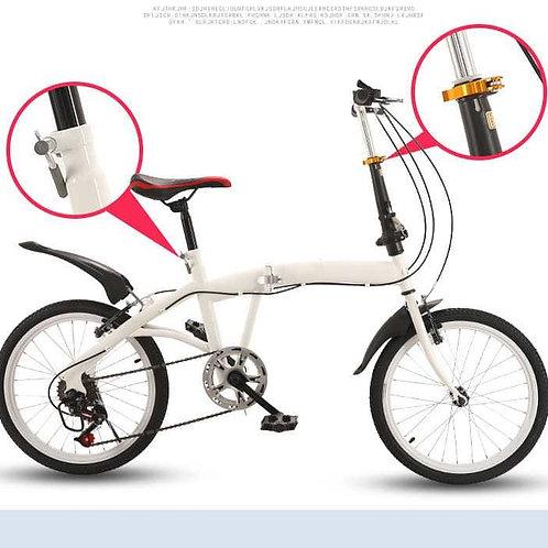 Bicicletas Plegable aro 20. Máximo 100 kilos soporta