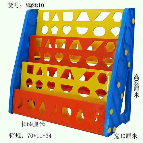 Librero Plastico Infantil