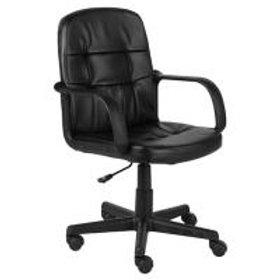 Silla escritorio negras silla pc, escritorio, home office