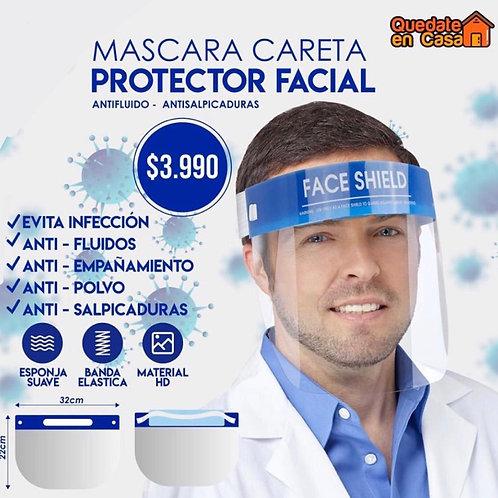 Cuatro Protectores Faciales