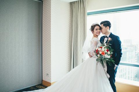 楓凌小徑|婚禮紀錄|婚攝|金典酒店|J&F Wedding