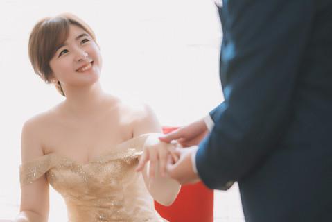 楓凌小徑|婚禮紀錄|婚攝|文定|晶華酒店