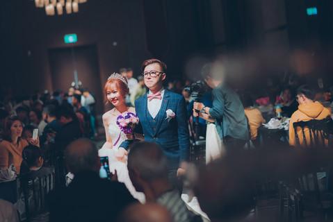 楓凌小徑|婚禮紀錄|婚攝|進場|八德彭園