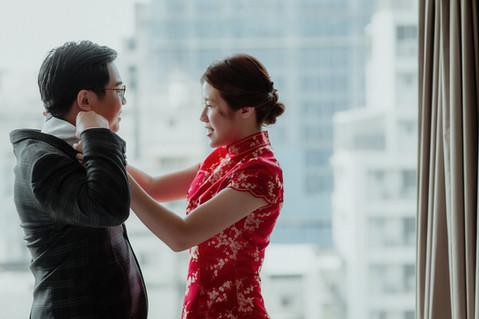 楓凌小徑|婚禮紀錄|婚攝|晶華酒店