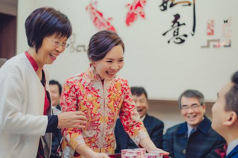 楓凌小徑|婚攝|婚禮紀錄|文定|奉茶