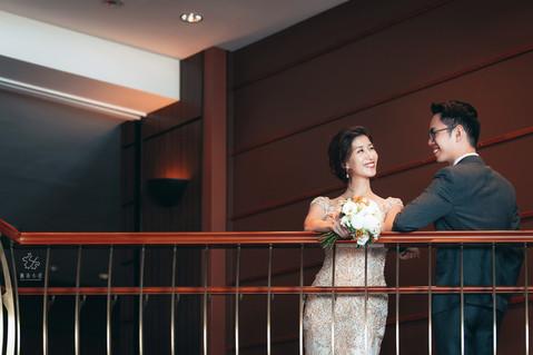 婚禮紀錄|婚攝|世貿三三|楓凌小徑