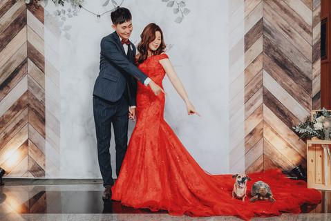 楓凌小徑|婚禮紀錄|婚攝|推薦文|新人推薦|徐州路二號