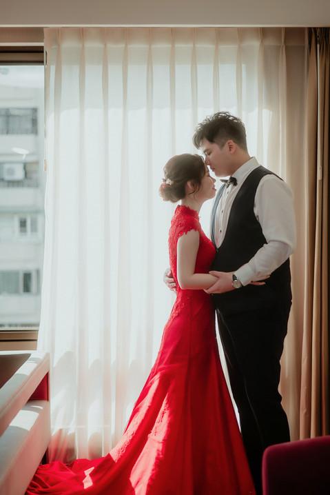 楓凌小徑|婚禮紀錄|婚攝|儀式|倫&晴|天閣酒店