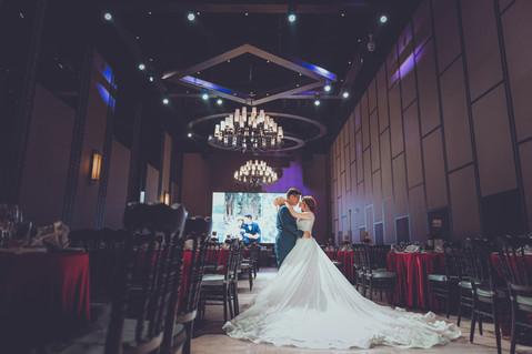 楓凌小徑|婚禮紀錄|婚攝|八德彭園|桃園翰品|翔&琪