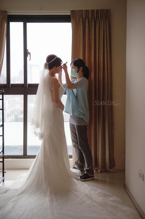 楓凌小徑/婚禮記錄/化妝