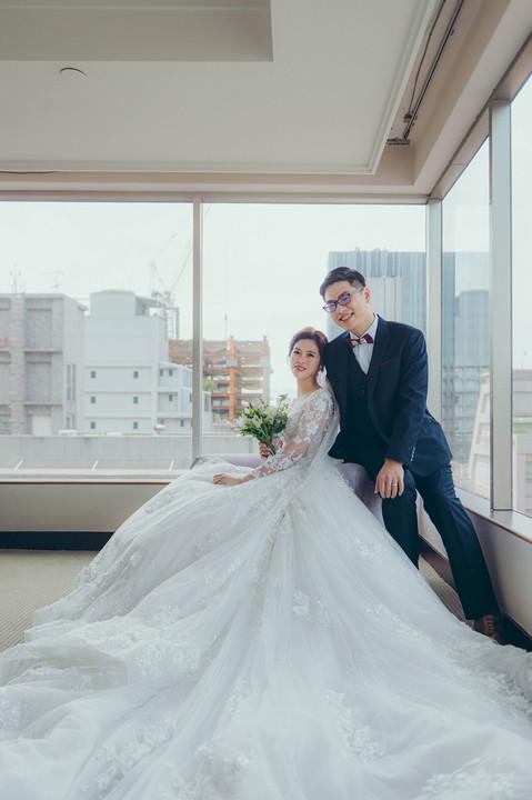 楓凌小徑|婚禮紀錄|婚攝|晶華酒店|璋&柔