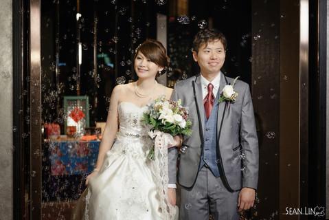 楓凌小徑/婚攝/婚禮記錄/中和華漾/婚禮進場/Wedding Day