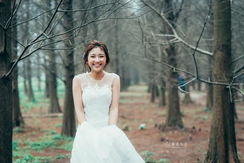楓凌小徑|個人婚紗|婚紗