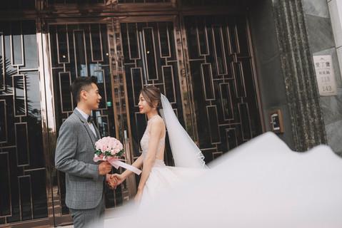 楓凌小徑|婚禮紀錄|類婚紗|婚攝