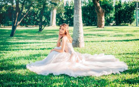 楓凌小徑/自主婚紗