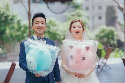 楓凌小徑|婚禮紀錄|婚攝|白金花園|豪鼎飯店|清&涵