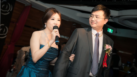 孝莉 & 楷民 Wedding Record