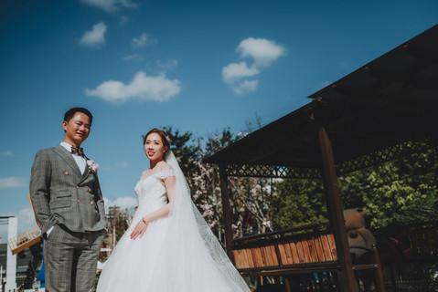 楓凌小徑|婚禮紀錄|婚攝|闖關|鉑宴