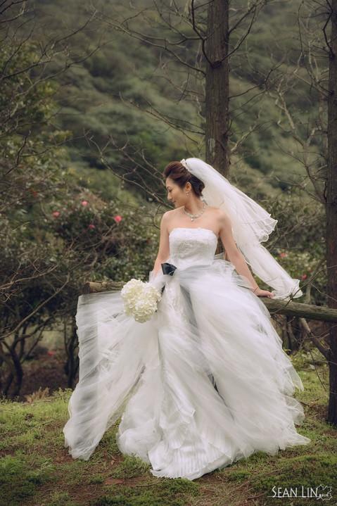 楓凌小徑/自助婚紗/自主婚紗/婚紗攝影/陽明山/Pre-Wedding