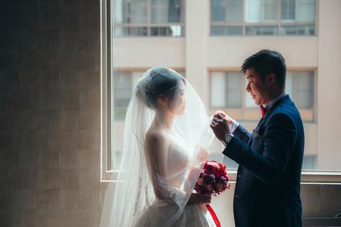 楓凌小徑|婚禮紀錄|婚攝|中和華漾