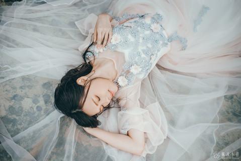 個人婚紗|自主婚紗|楓凌小徑