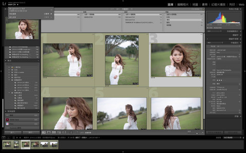 攝影分享|LR同步|楓凌小徑