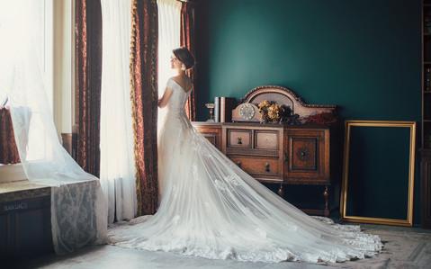 楓凌小徑/自主婚紗/自主婚紗