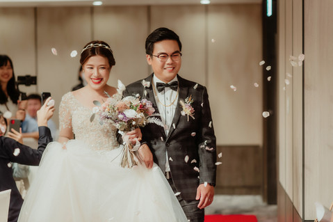 楓凌小徑|婚禮紀錄|婚攝|推薦文|晶華酒店|翰&穎