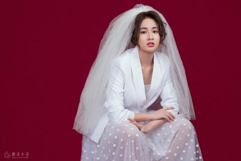 個人婚紗|自主婚紗|婚紗|楓凌小徑