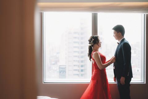楓凌小徑|婚攝|婚禮紀錄|板橋希爾頓