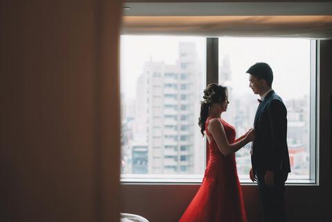 楓凌小徑|婚禮紀錄|婚攝|銘&欣|板橋希爾頓