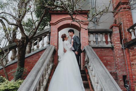 楓凌小徑 婚禮紀錄 婚攝 類婚紗 真理大學