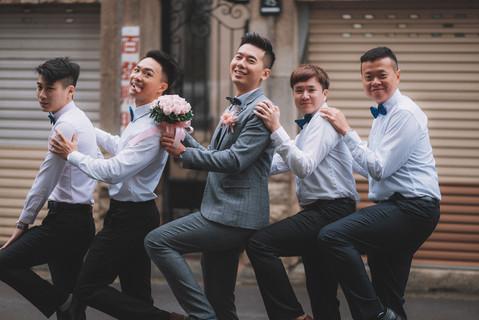 楓凌小徑|婚禮紀錄|婚攝|闖關|迎娶