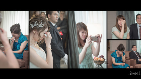楓凌小徑/婚禮記錄/迎娶儀式/拜別