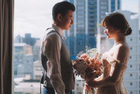 楓凌小徑|婚禮紀錄|婚攝|台北晶華酒店