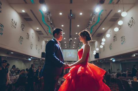 楓凌小徑|婚禮紀錄|婚攝|文定|華&茹|板橋海釣船